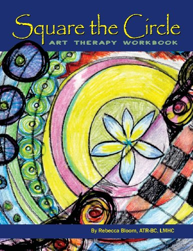 Square the Circle: Art Therapy Workbook - Therapy Square