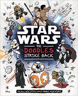 Star Wars. Doodle Book 2: Amazon.es: Vv.Aa.: Libros en