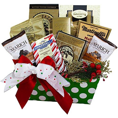 Christmas Cravings Gift Basket