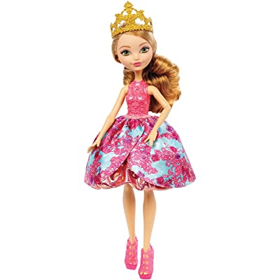 Ever After High Ashlynn Ella 2-in-1 Magical Fashion Doll: Toys & Games
