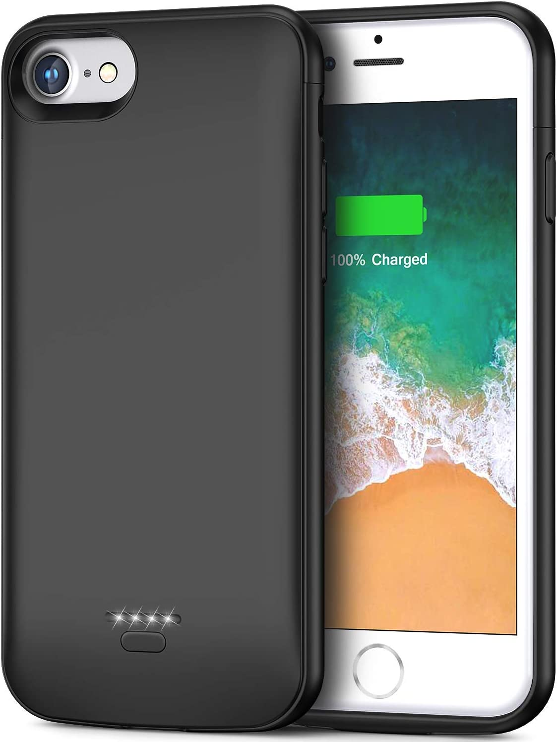 FLYLINKTECH Battery Case for iPhone 6