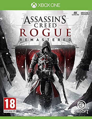 Assassin's Creed Rogue Remastered (Xbox One) (UK IMPORT) -