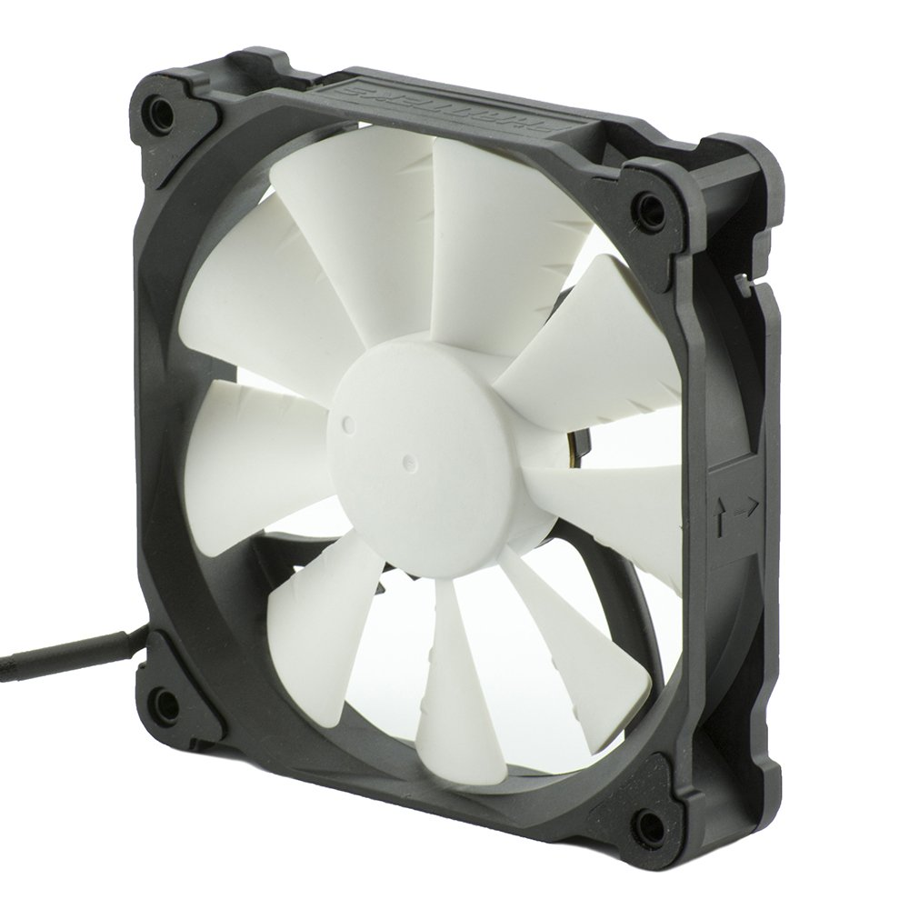 Fan Cooler Phanteks 500-1500RPM, PWM Frame/Blades, 12025, 12