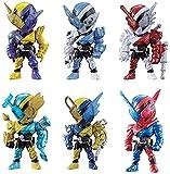 Gashapon Kamen Rider Build Remix Riders 02 Set