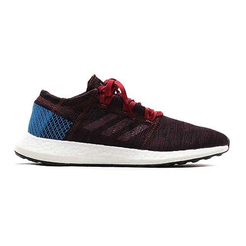 ff77a863e53fe adidas Men's Pureboost Go (8 M US, Ngtred,nobmar,brblue)
