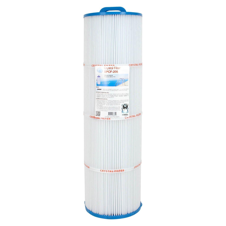 Crystal Filter Filtre SPCF-205 Compatible Weltico/® C6