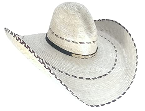 Sharpshooter Wild West Woody Gus Cowboy Super Sombrero Rodeo Hat at ... eb7a9c78a9d