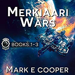 Merkiaari Wars Series