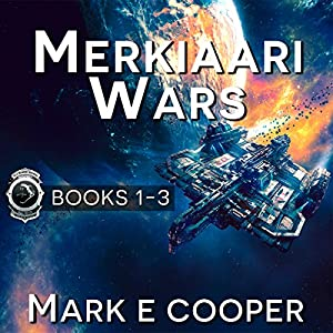 Merkiaari Wars Series Audiobook