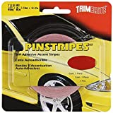 Trimbrite T1118 1/8 Pinstripe Tape Red (6)