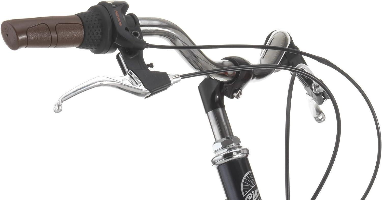 Cicli Cinzia Bicicleta Old Time Mujer, Marco de Aluminio, 3 ...