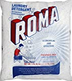 Roma, Detergent 5Kg, 176.4 OZ (Pack of 4)