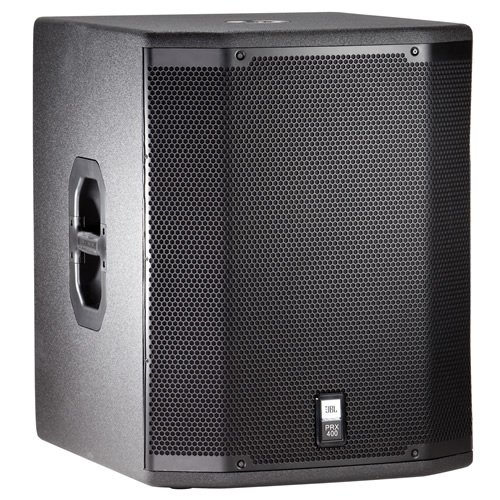 JBL PRX418S Compact 18'' Subwoofer by JBL Professional