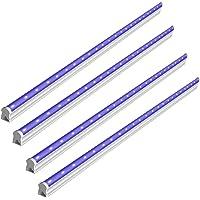 BRTLX Luz Ultravioleta USB LED,6W Portátil Lámpara