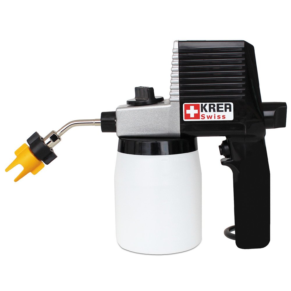 Krebs Krea Swiss volumeSPRAY - Food Spray Gun - 120 Watts - LM45