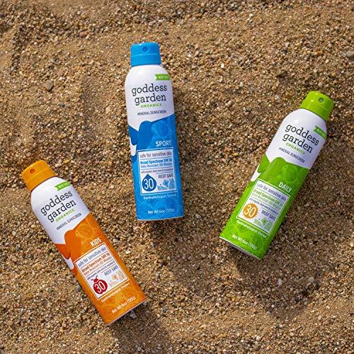 Buy organic sunscreens