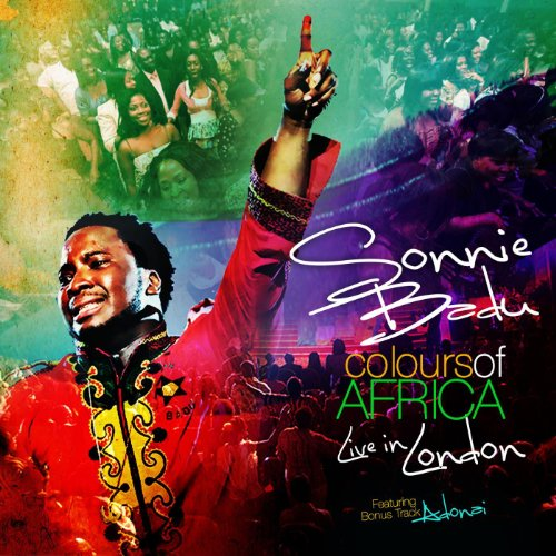 Colours of Africa: Live in London