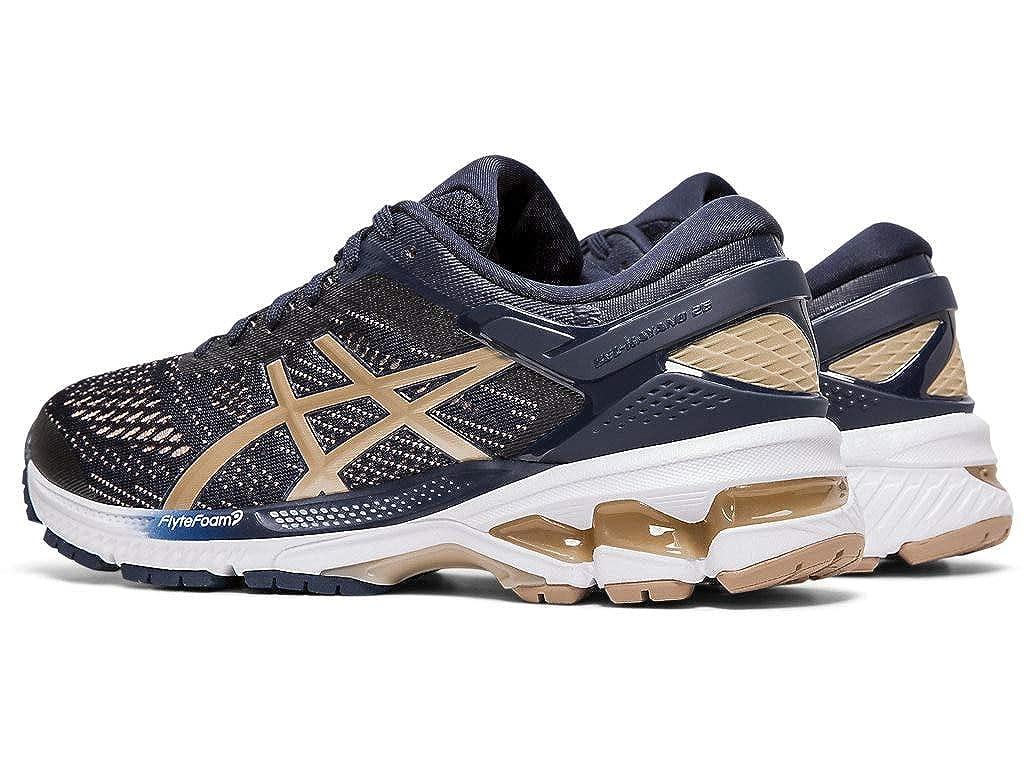 huge discount 44ac1 3353a ASICS Women's Gel-Kayano 26 Running Shoes