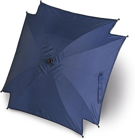 Baby Parasol Universal Sun Umbrella Shade Maker Canopy Pushchair Pram Buggy Navy