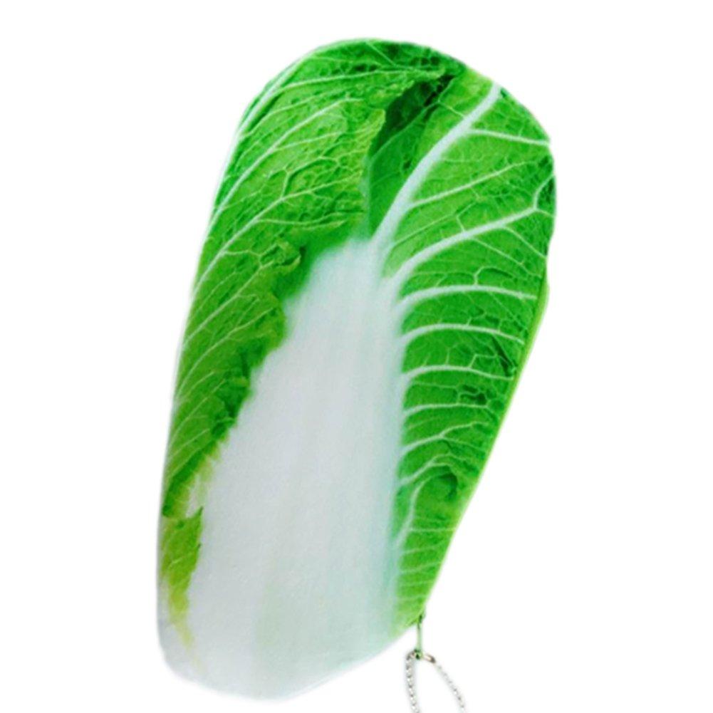 fablcrew Federmäppchen Speicherung Kreative Reißverschluss Federmappe Design Lebensmittel Rucksack Kosmetik für die Studenten 25*10cm E