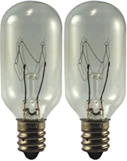 Conair Light Bulbs: X2 Model 25T8C-120V Miniature Halogen Bulb (2-Pack),Lighting