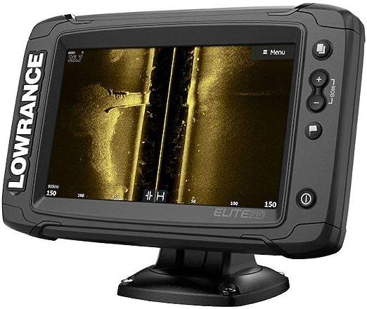 Lowrance Elite-7 Ti2 Combo de buscador de peces/chartplotter con ...