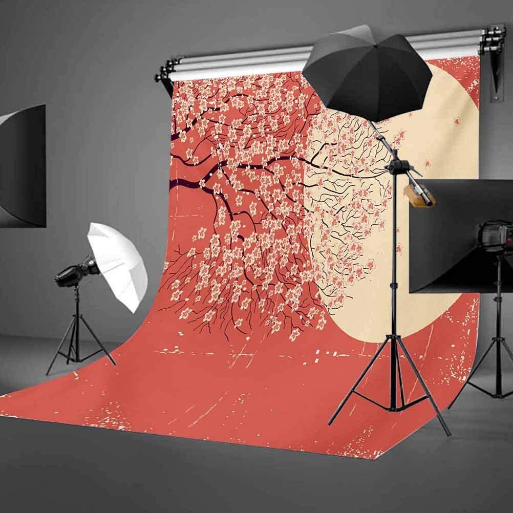 Harvest 8x10 FT Photo Backdrops,Various Vegetables on Rustic Wooden Table Onions Potatoes Zucchini Cherry Tomatoes Background for Child Baby Shower Photo Vinyl Studio Prop Photobooth Photoshoot