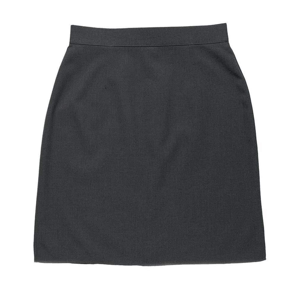 a97dfebce Momo&Ayat Fashions Girls Children School Uniform Straight Pencil Skirt with Waistband  Age 7-16 Years: Amazon.co.uk: Clothing