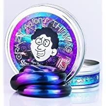 "Super Scarab Super illusions Crazy Aaron's Thinking Putty Large 4"" tin 3.2oz New, Made in USA, Age 3+"