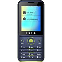 IKALL K39 2.4 Inch Display Dual SIM Feature Phone (Green)