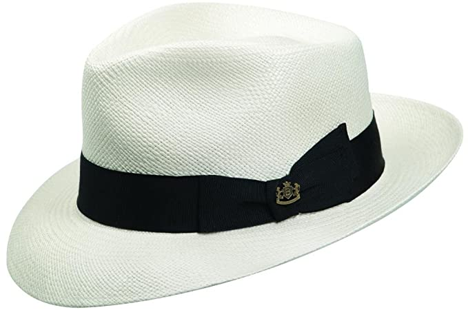 Biltmore Casablanca Panama Fedora at Amazon Men s Clothing store  09efd7ab463f