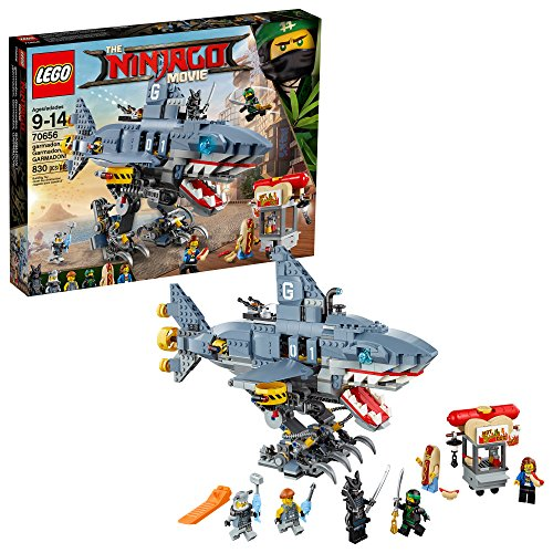 THE LEGO NINJAGO MOVIE garmadon, Garmadon, GARMADON! 70656 Building Kit (830 Piece) (Amazon -