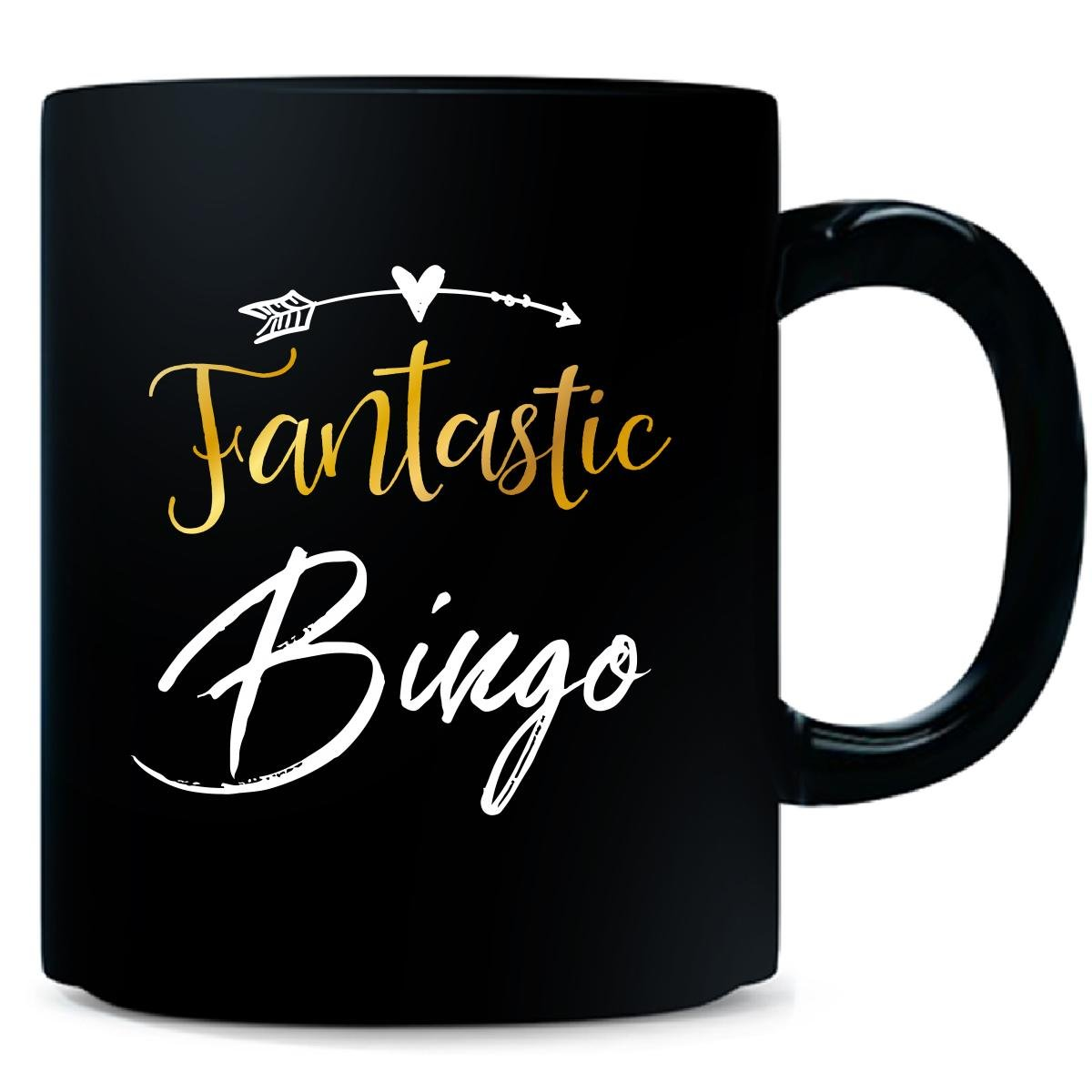Fantastic Bingo Name Mothers Day Present Grandma - Mug