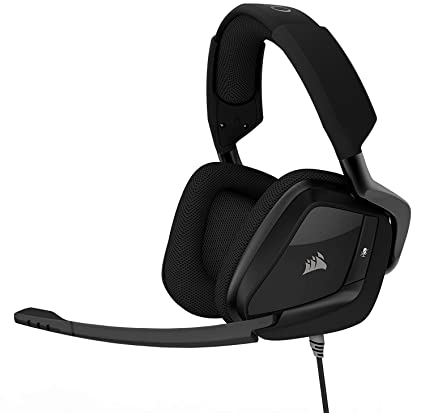 Amazon.com: CORSAIR Void PRO Surround Gaming Headset - Dolby 7.1