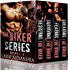 The Biker Series (Books 1-4) MC Biker/Bad Boy Romance