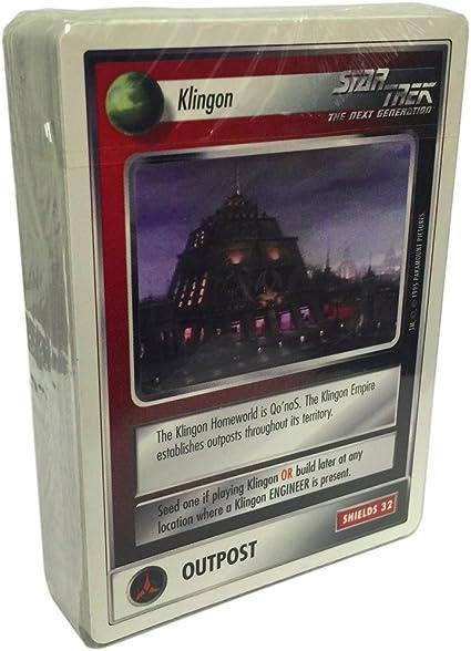 Beta Premiere 36P15C Unlimited Edition Booster Box Star Trek Card Game