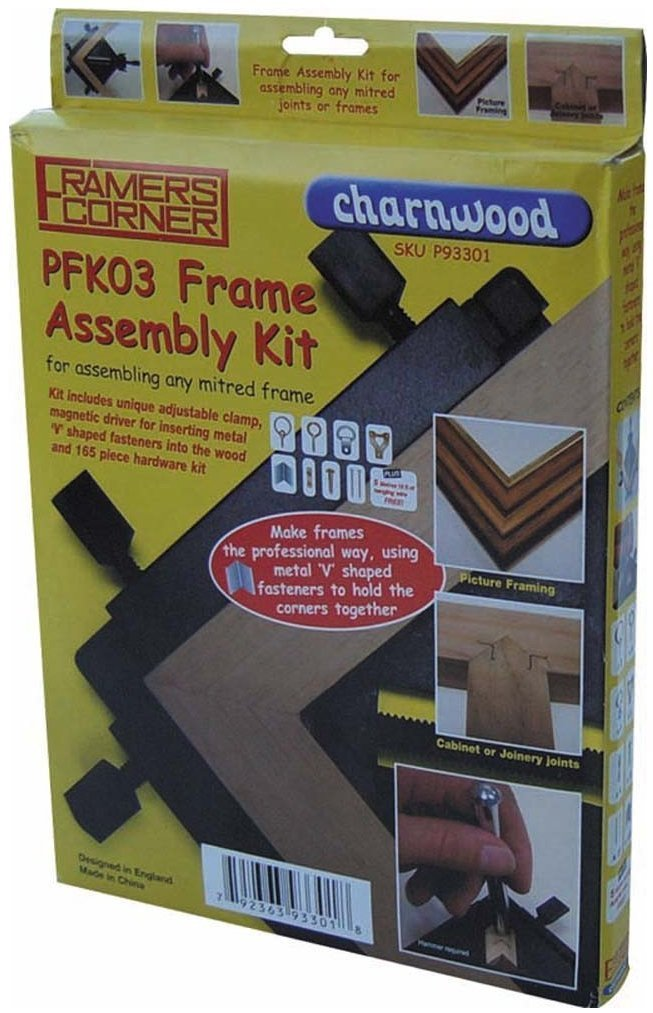 Charnwood New Pfk03 Picture Framing Kit No3 by Charnwood: Amazon.de ...