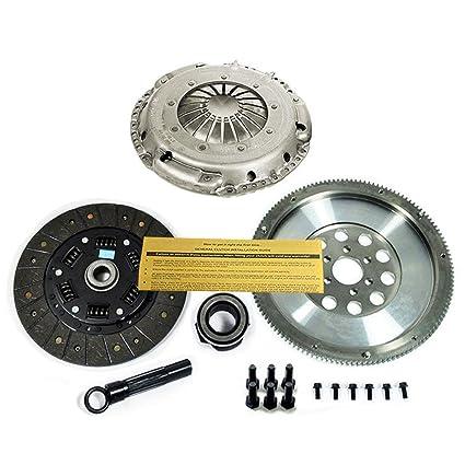 Amazon.com: SACHS-EFT STAGE 2 CLUTCH KIT & RACE FLYWHEEL 00-06 AUDI TT 1.8T TURBO 1.8L 5-SPD: Automotive