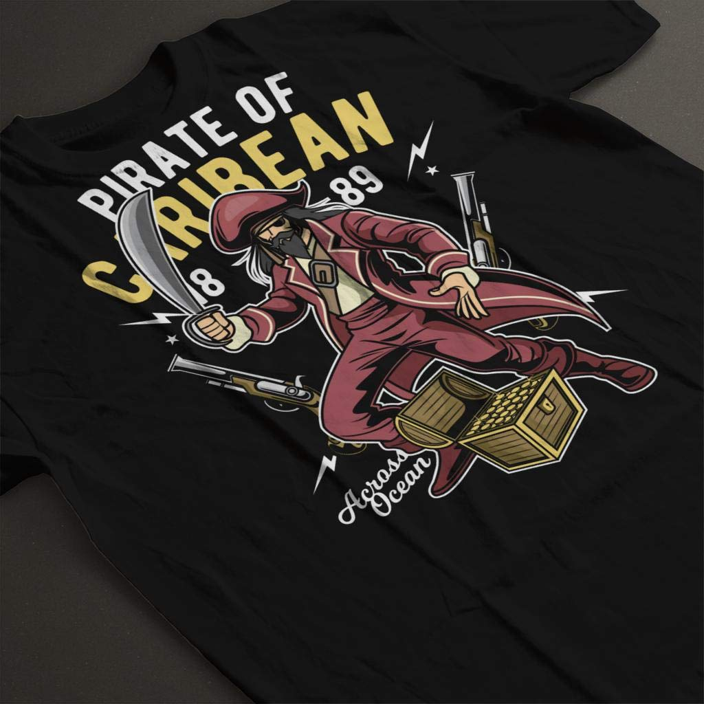 Coto7 Pirate of Carribean Kids T-Shirt