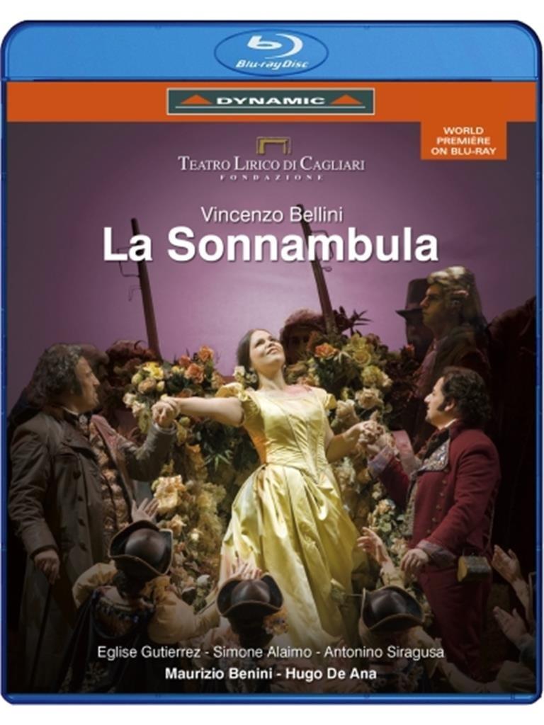 Maurizio Benini - La Sonnambula (Blu-ray)
