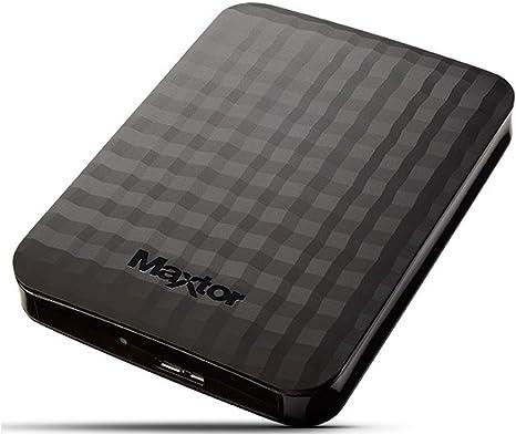Maxtor HX-M201TCB/GM - Disco duro externo de 2 TB (2.5