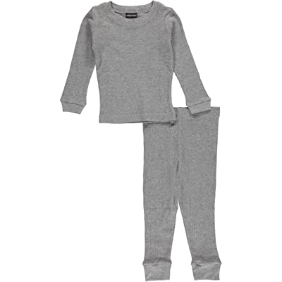 American Hero Little Boys' 2-Piece Thermal Long Underwear