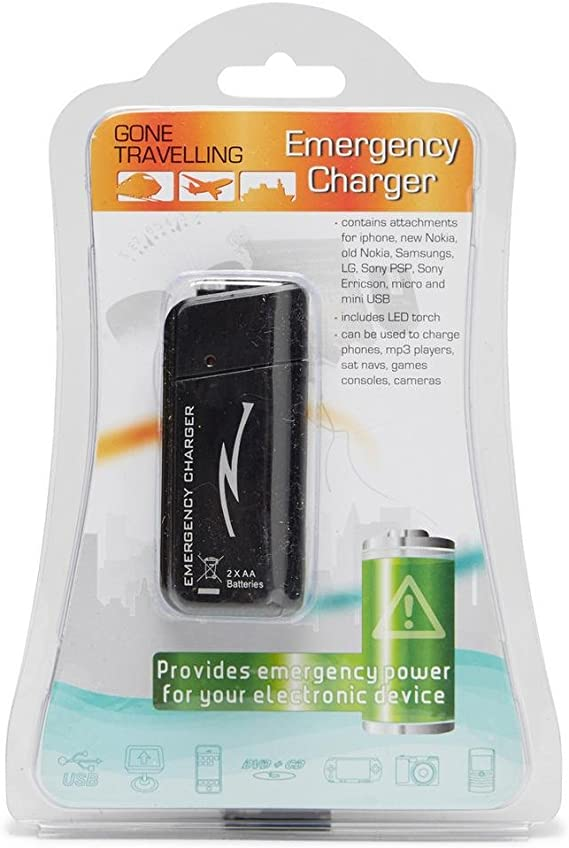Boyz Toys Emergency Charger: Amazon.co