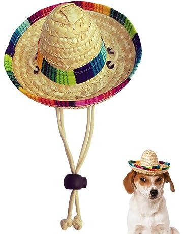 7fe1b1f8237f3 Kitatayi Dog Sombrero Hat