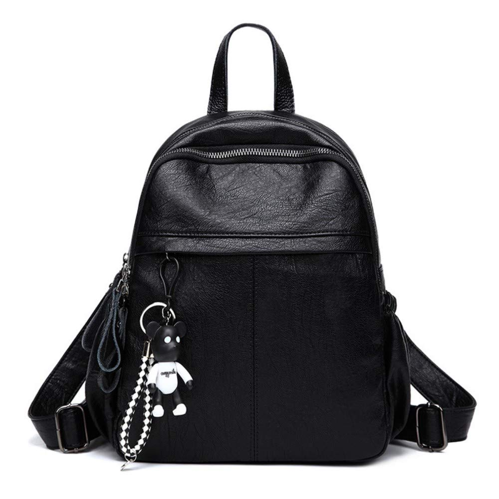 Zlk Backpack Backpack Fashion Casual Backpack Campus Cute Cartoon Female Bag
