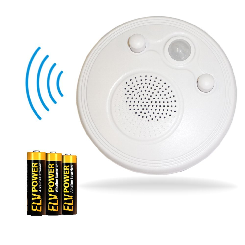 Elegant FM Radio Mit Bewegungsmelder Badezimmerradio Inkl.: Amazon.de: Elektronik