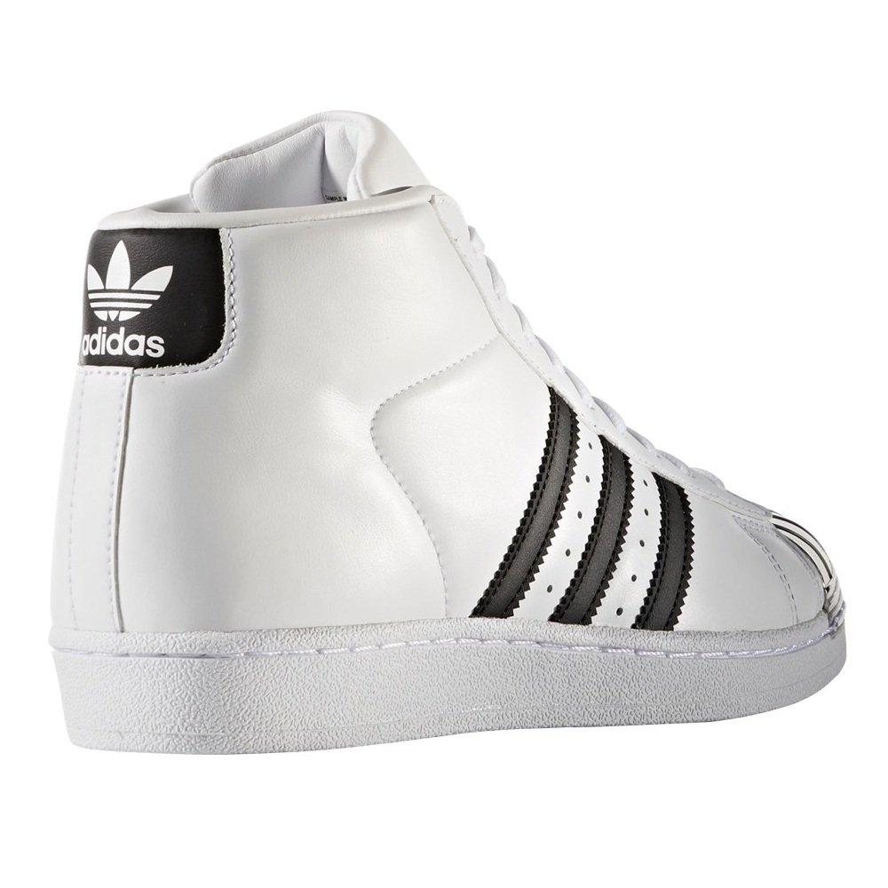 Adidas Promodel Metal Toe W - ftwwht cschwarz cschwarz cschwarz Goldmt d7fd3e