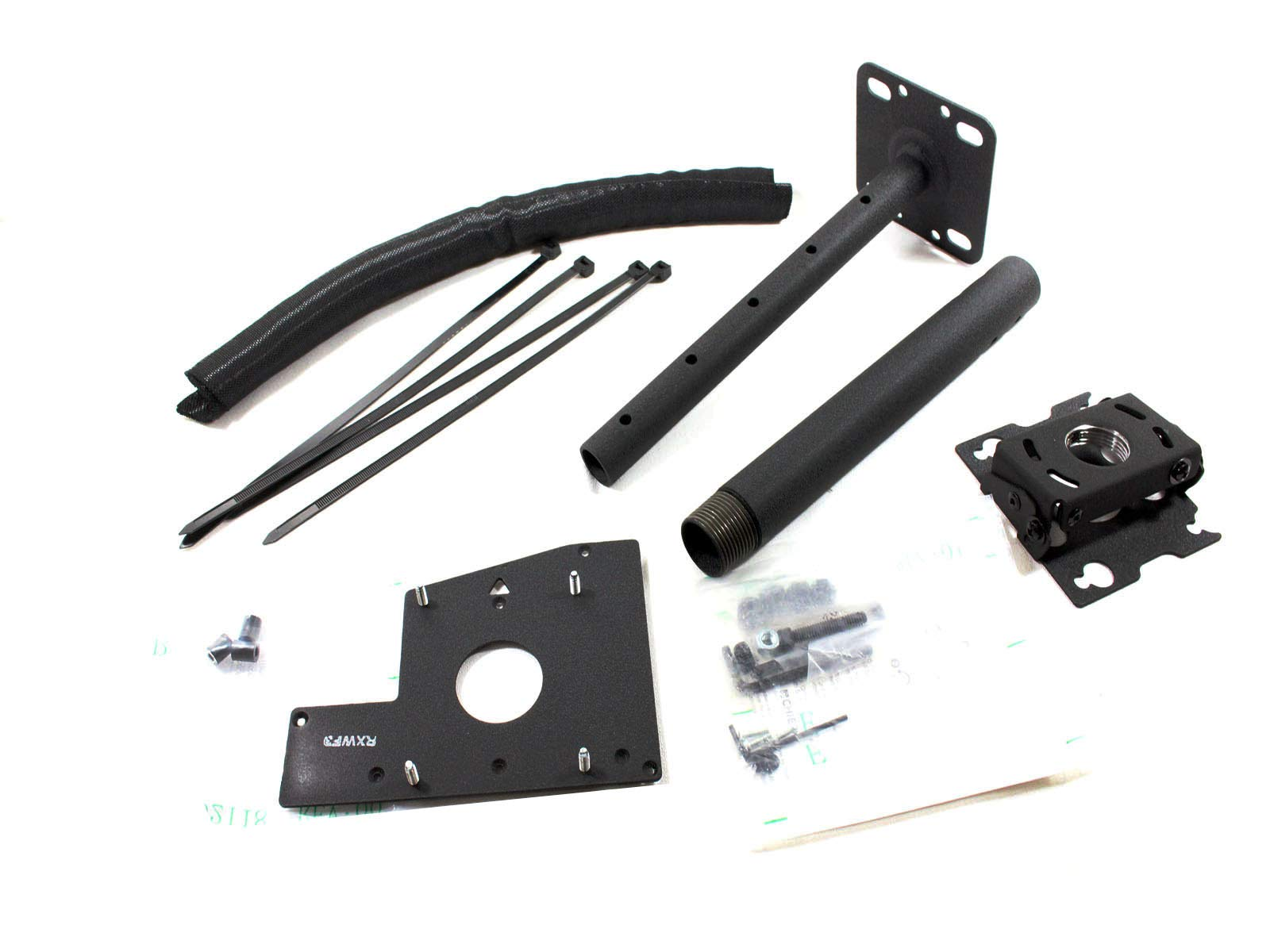 Dell/Chief Genuine C3504 Universal Projector Ceiling Mount Kit, Compatible With The Following Projectors: 1100MP, 1209S, 1409X, 1609WX, 1800MP, 2100MP, 2200MP, 3200MP, 3300MP, 4100MP, 7609WU by Dell/Chief