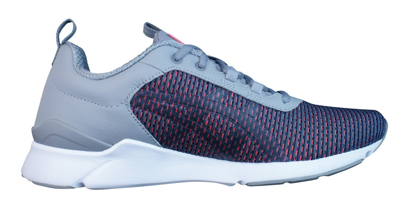 Asics Gel Lyte Runner chaussures medium - gris rouge - Taille 44 EU vXzfgDn