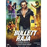 BULLET RAJA ORIGINAL HINDI DVD FULLY BOXED AND